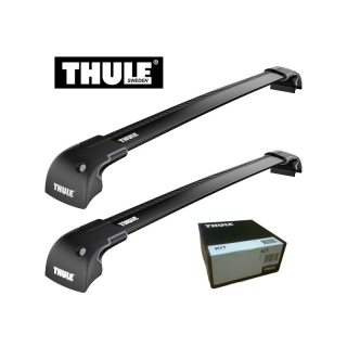 Priečniky Thule WingBar Edge 9596B L/XL + kit